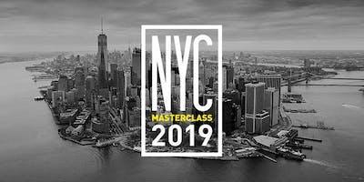 Anzahlung von 269 Euro für New York Masterclass 2019 Gold Ticket by Hermann Scherer
