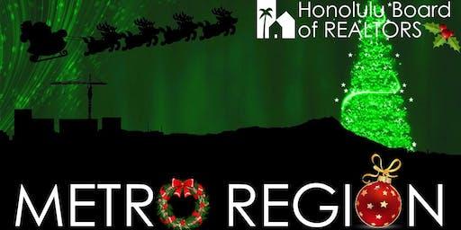 Honolulu Board Of Realtors Metro Regional Holiday Party