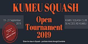 Kumeu Squash Club A2 & Below Open Tournament | Thur to...