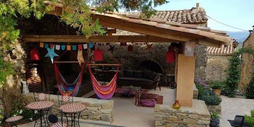 South of France Yoga Retreat