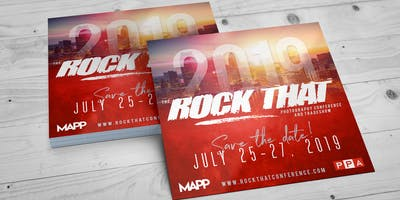 ROCK THAT Photography Conference & Tradeshow 2019
