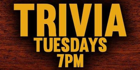 Tuesday Trivia tickets