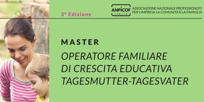 Corso Master per TAGESMUTTER ed. 2019