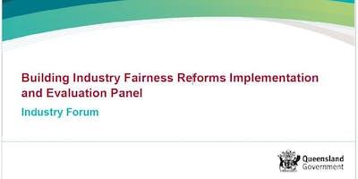 BIF Panel Industry Forum