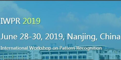 4th International Workshop on Pattern Recognition (IWPR 2019)--Ei Compendex and Scopus