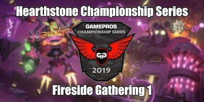 GamePros Hearthstone Championship Series 2019   FSG 1