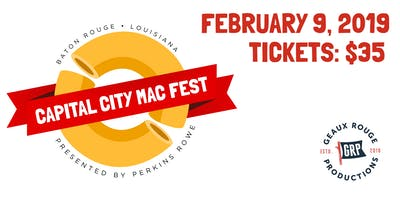 Capital City Mac Fest  presented by Perkins Rowe