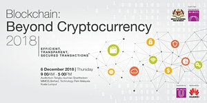 BLOCKCHAIN: BEYOND CRYPTOCURRENCY 2018
