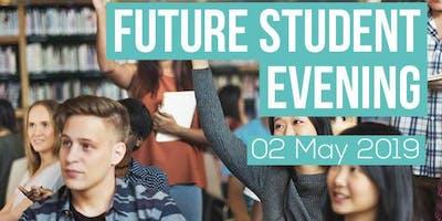 Future Student Evening 2019