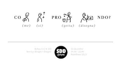 SDD.BO #4 Come si progetta disegnando?