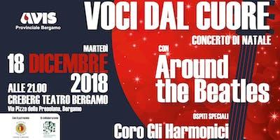 VOCI DAL CUORE 2018 - Concerto di Natale Avis Provinciale Bergamo