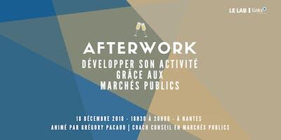 Afterwork #Nantes | Développer son activité grâce aux marchés publics | Links Consultants