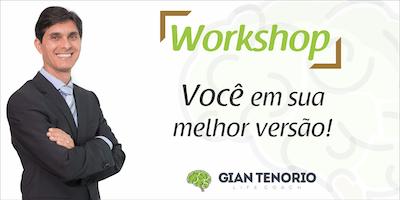 5º Workshop - Você em sua melhor versão!