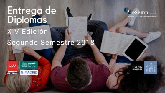 XIV Edición Clausura Cursos eSemp Madrid. Ent