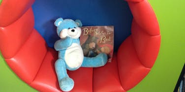 Coleford Library - Baby Bounce and Rhyme