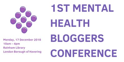 1st Mental Health Bloggers Conference (MHBC 2018)