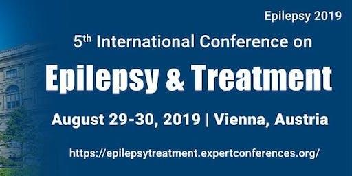 5th International Conference on  Epilepsy & Treatment