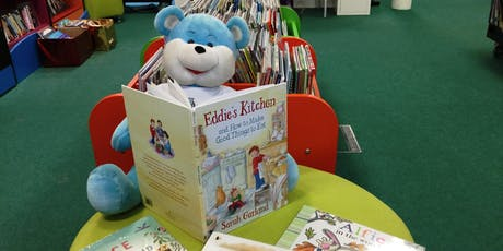 Coleford Library - Storytime tickets