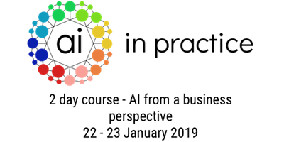 2 day course - AI from a business perspective
