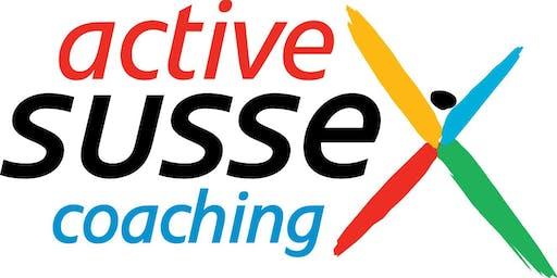 UK Coaching Safeguarding & Protecting Children - Hailsham (2.7.19)