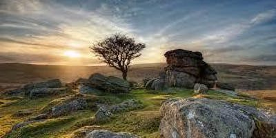 A weekend Yoga retreat on Dartmoor with mindful Art
