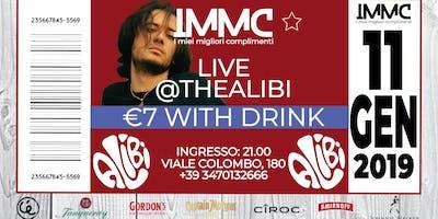The Alibi Presents: I Miei Migliori Complimenti (Live)