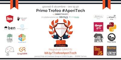 Primo Trofeo #AperiTech by Codemotion