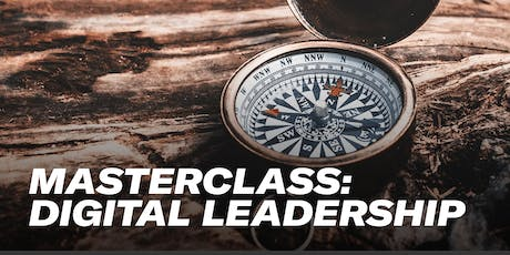 Masterclass: Digital Leadership Tickets