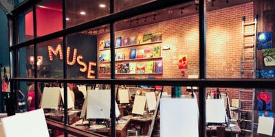 Muse Paint Bar | National Harbor