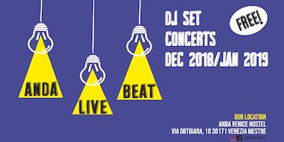 Live Concert Vertigini dei Giganti