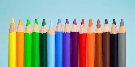 Workshop Kleurrijk Onderwijzen tickets