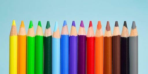 Workshop Kleurrijk Onderwijzen