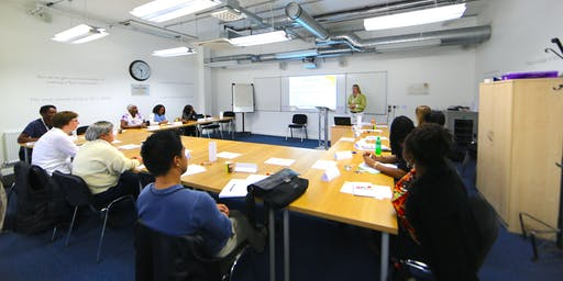 StartUp Croydon 3-day New Business Seminar - October 2019