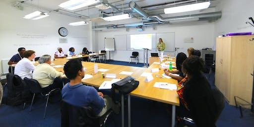 StartUp Croydon 3-day New Business Seminar - November 2019