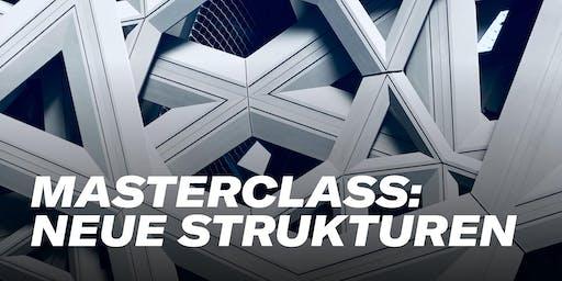 Masterclass: Neue Strukturen für Innovation