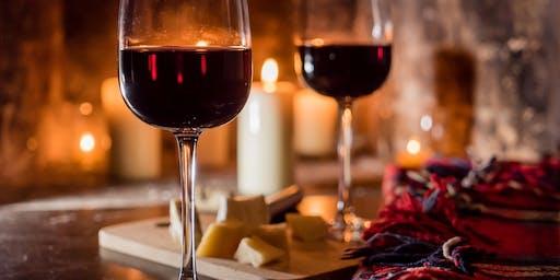 Christmas Wine & Cheese Tasting Bath, 24 November 2019