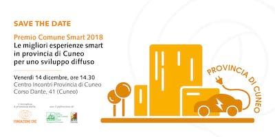 Premio Comune Smart 2018