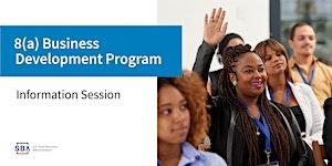 8(a) Business Development Program (Webinar)