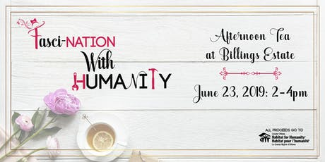 Fasci-NATION With Humanity tickets