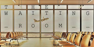 The Waiting Room - an exhibition of new works in live...
