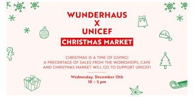 Wunderhaus x Unicef Christmas Market