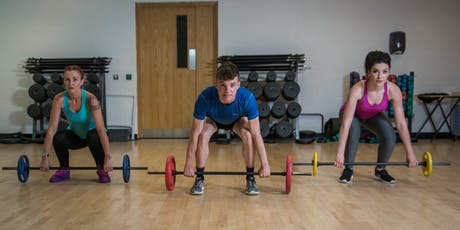 Open Evening - NCEF/UL Fitness Instructor/Personal Trainer Courses tickets