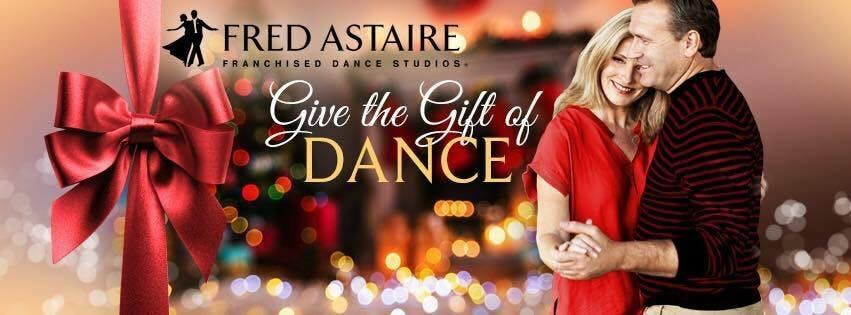 Holiday Partner Dance Gift Certificates
