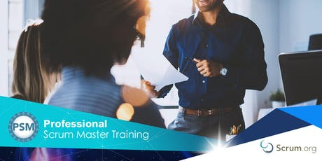 Scrum.org Professional Scrum Master (PSM) Training tickets