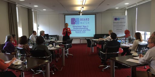 Boardmatch - Dublin Charity Trustee Training (CPD Certified)