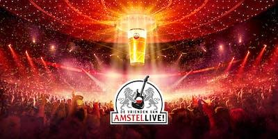 DE VRIENDEN VAN AMSTEL LIVE 2019 (BESLOTEN SHOW SLIGRO)