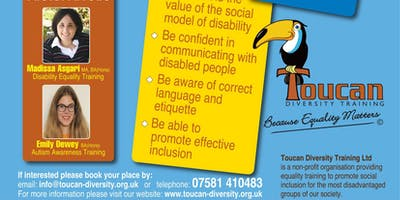 Disability Equality & Autism Awareness Training