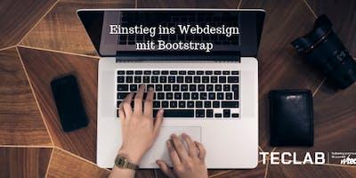 Einstieg ins Webdesign mit Bootstrap