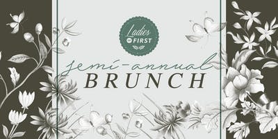Ladies of First Brunch - January 12