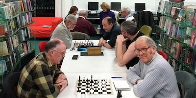 Coleford Library - Chess Club